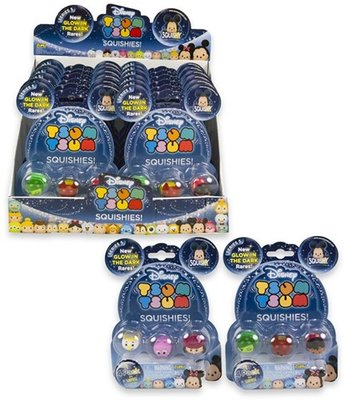 Disney's Tsum Tsum 4-pack squishies