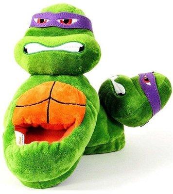 Teenage Mutant Ninja Turtles sloffen maat 35-37