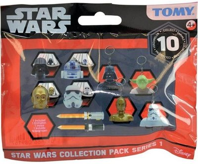 Star Wars collection pack, serie 1
