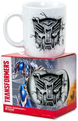 Transformers mok / beker 250 ml