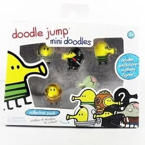 Doodle Jump Mini doodles collector pack