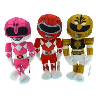 Power Rangers knuffel, kies je kleur !