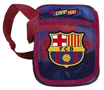 FC Barcelona schoudertasje, 20 x 16 cm