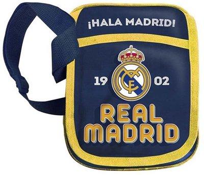 Real Madrid schoudertasje 20 x 16 cm