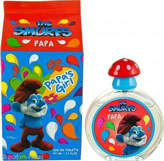 Smurfen eau de toilette Papa's Girl