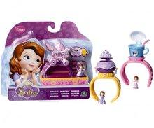 Disney Sofia Armband met mini figuurtje
