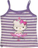 Hello-Kitty-spaghetti-shirt-meisjes-topje-lila-maat-138