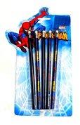Spiderman-potloden-met-gum