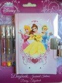 Disney-Princess-dagboekje-met-3-gelpennen