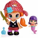 Pinypon-piraat-poppetje-figuurtje-rood-met-zeemeermin-en-acc