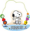 Snoopy-houten-kralenframe