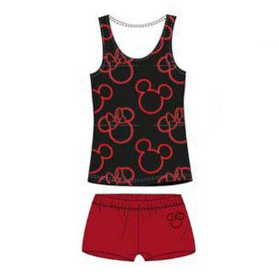 Disney's Minnie Mouse shortama volwassenen, div. maten
