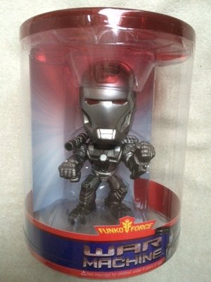 Iron man 2 figuurtje / poppetje War Machine