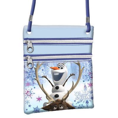 Frozen schoudertasje Olaf