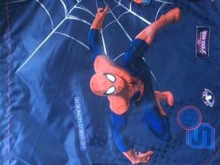 Spiderman gymtas / rugtas / rugzak