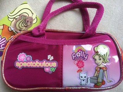 Polly Pocket tasje / etui / toilettasje