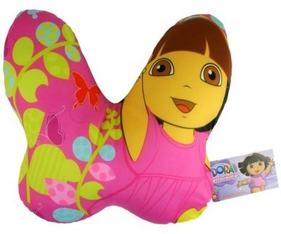 Dora the Explorer nekkussen