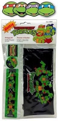 Teenage Ninja Turtles schrijfsetje