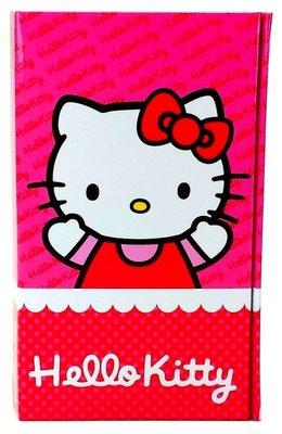 Hello Kitty agenda / notitieboekje / telefoonboekje uitklapbaar