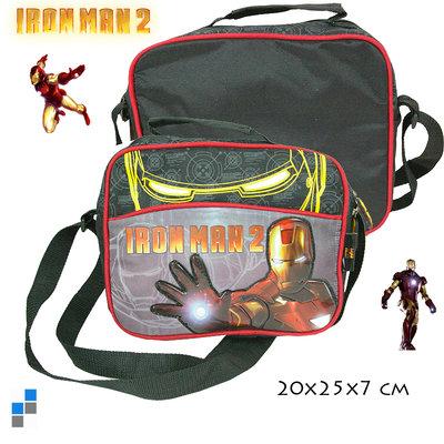 Iron man lunchtas