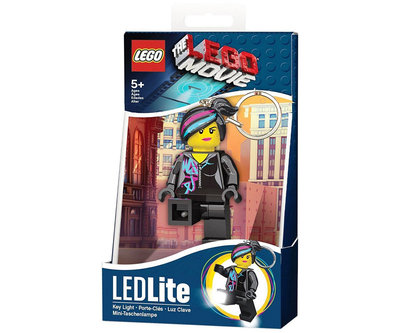 Lego The Movie Led lite sleutelhanger