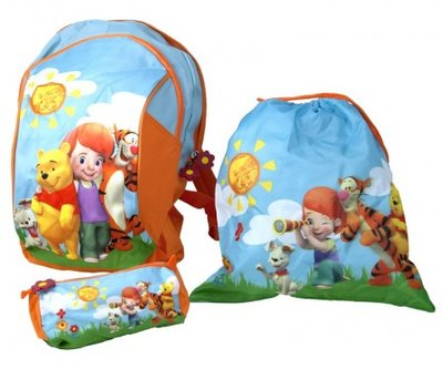 Disney 3-delige set Winnie de Pooh
