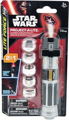 Star Wars projector / flashlight