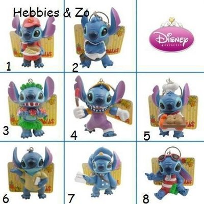 Lilo & Stitch sleutelhangers, fig. 4