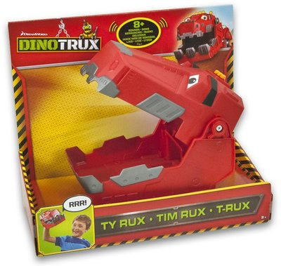 Dinotrux Ty-rux Action Saurier