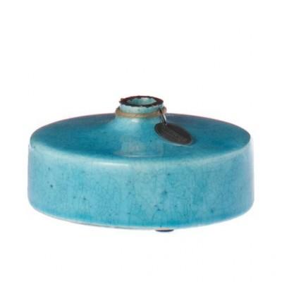 Riverdale vaas Saintes Ocean, blauw 14 cm