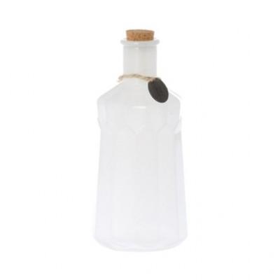 Riverdale fles wit, 21 cm.